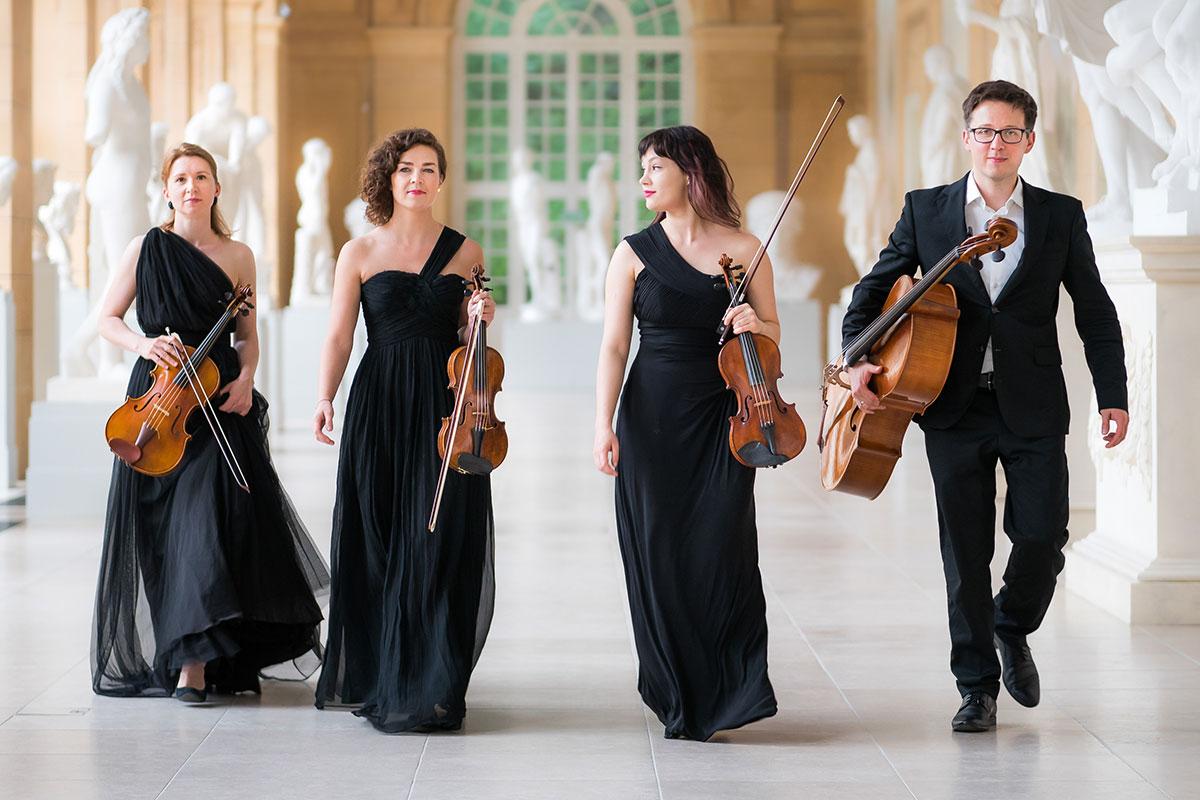 Equilibrium String Quartet, fot.Maciej Mulawa