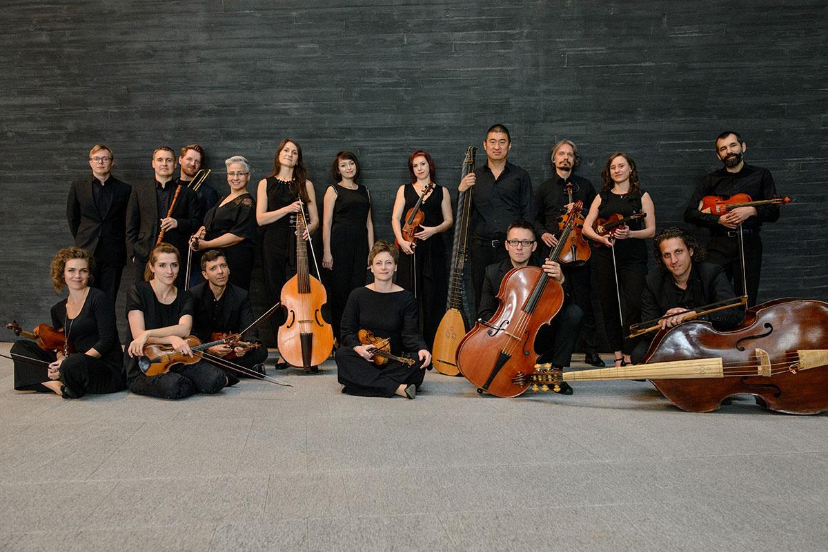 {oh!} Orkiestra Historyczna, fot.Magdalena Hałas